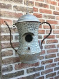 Vogelhuis metaal