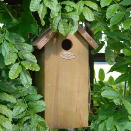 Vogelhuis/nestkast Koolmees