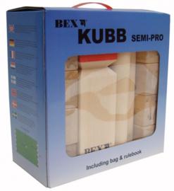 Kubb, het Viking spel Semi Pro