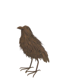 Vogel van ijzer