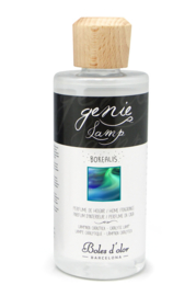 Genie-lamp lampenolie  borealis/Het Noorderlicht