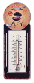 Thermometer BBQ party 25cm