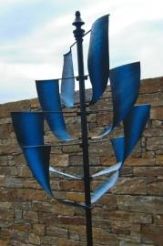 Wind sculpture   'zeilschip'