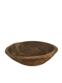 Houten schaal 40cm