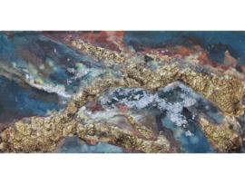 CANVAS schilderij met frame