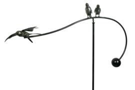 Tuinsteker  balans Zwaluw
