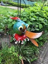 Tuinsteker eend