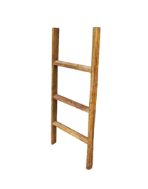 Ladder met 3 treden 110 cm hoog