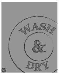 Handdoek 'wash & dry'