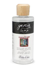 Genie-lamp lampenolie bloemenwinkel