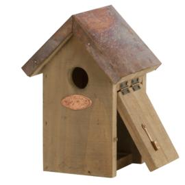 Vogelhuis/nestkast Winterkoning
