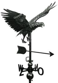 Windwijzer Adelaar RVS