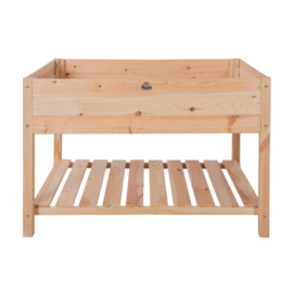 Kweektafel blank hout