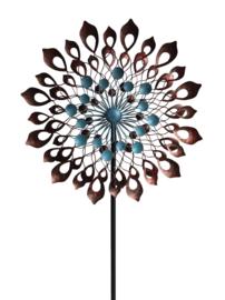 Sculpture windspel   'Fleur'