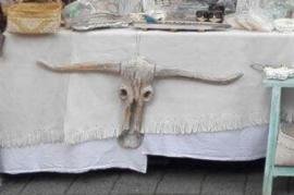 Ibiza bull 45x60cm