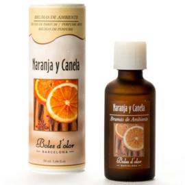 Boles D'olor geurolie Sinaasappel en Kaneel