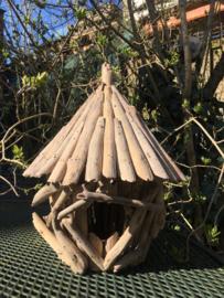 Vogelhuis driftwood