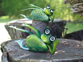 Kikker (de onderste vd foto)