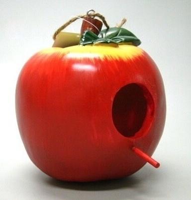 Vogelhuis appel