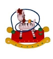 motoriek zebra