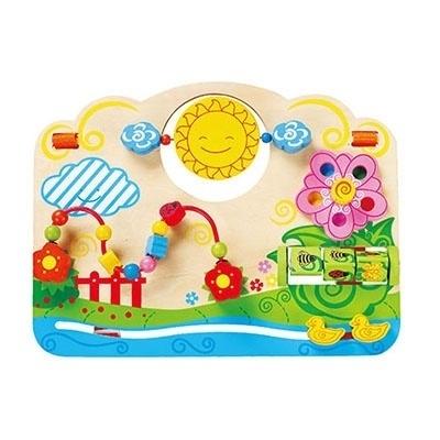 Box speelbord / activity board