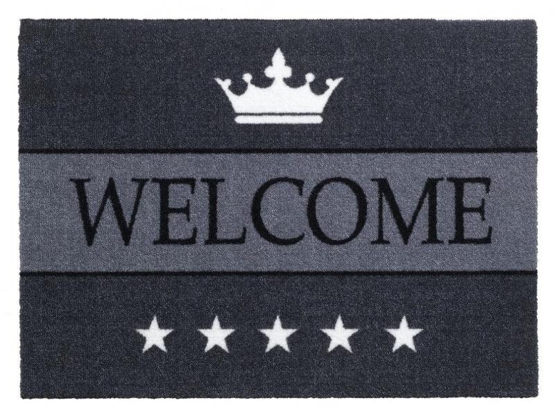 Schoonloopmat welcome *****