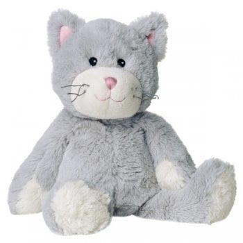 Kat of poes (Beddy Bear magnetronknuffel)