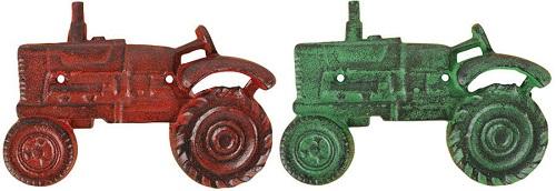 Flesopener tractor