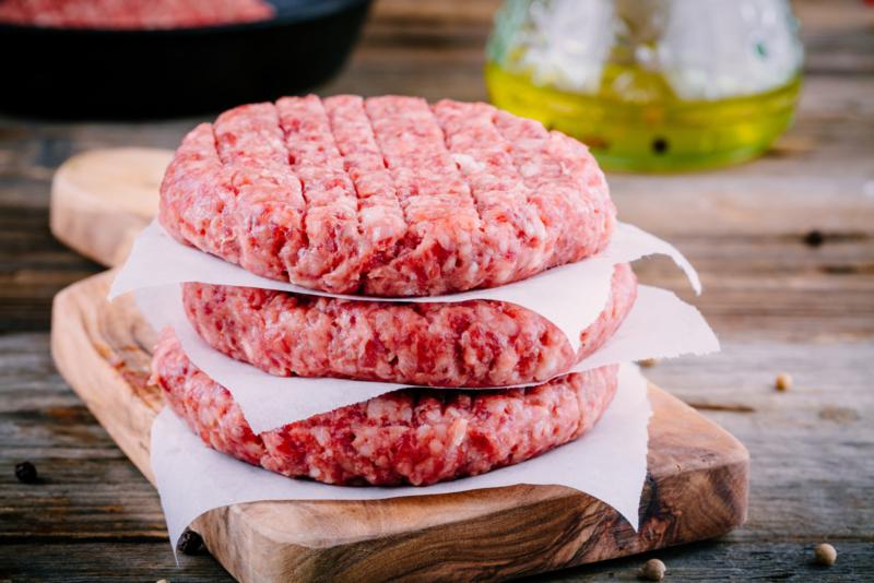 Hamburger 6 x 200 gr