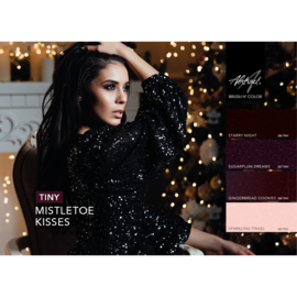 Mistletoe Kisses Collection | Abstract TINY