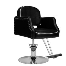 Kappersstoel hs24 zwart