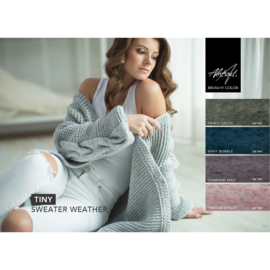 Sweater Weather Collectie TINY | Abstract