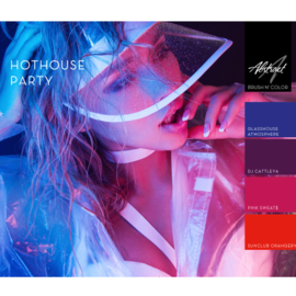 HotHouse Party Collection | Abstract