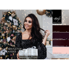 Mistletoe Kisses | Abstract Collectie