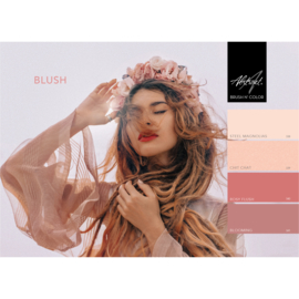 Blush Collection | Abstract
