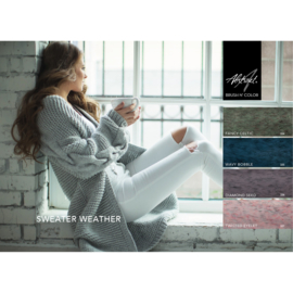 Sweater Weather Collectie | Abstract