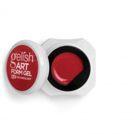 Essentials Red 5gr Art Forms | Gelish Art Forms