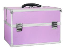 Koffer roze