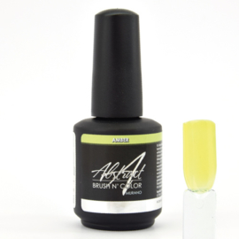Amber 15ml Murano | Abstract