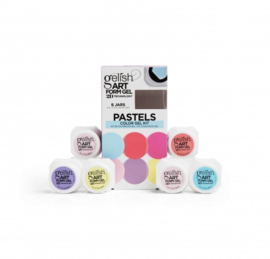 Pastels Color Gel Kit Art Forms | Gelish
