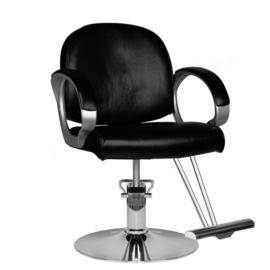 Kappersstoel hs00 zwart
