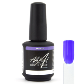Amethyst 15ml Murano | Abstract
