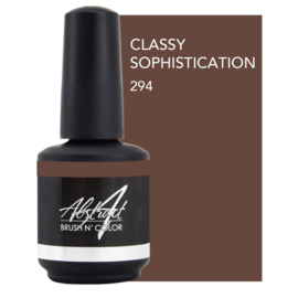 Classy Sophistication | Abstract