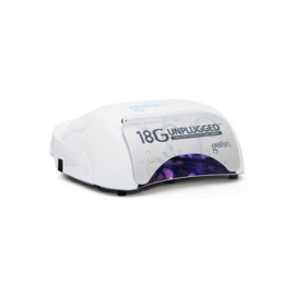 Gelish 18G UNPLUGGED LED Light with Comfort Cure