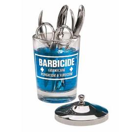Barbicide Manicure tafel glas