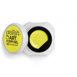 Essentials Yellow 5gr Art Forms | Gelish Art Forms