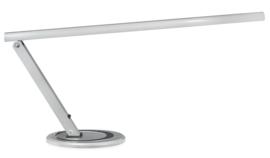 Tafel lamp Zilver LED