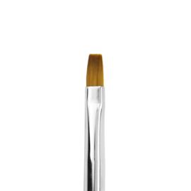 Flat #4 Gel Brush (Artist Line) | Abstract penseel