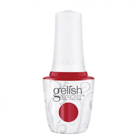 Classic Red Lips | Gelish