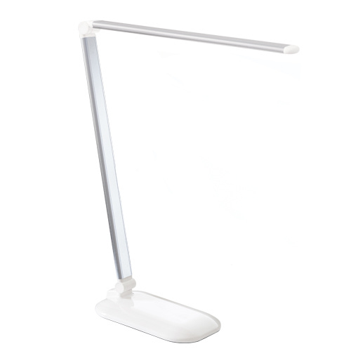 Tafel lamp LED Touch Zilver